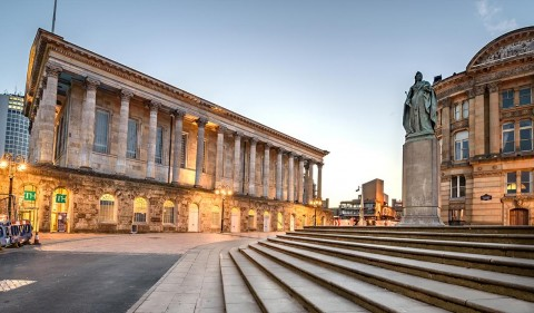 LITL takes over Birmingham Town Hall!